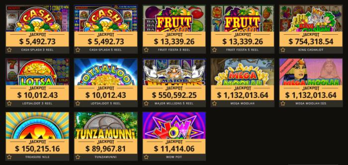jackpot kasino